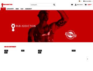rubaddiction.com screenshot