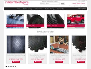 rubberflooringsco.co.uk screenshot