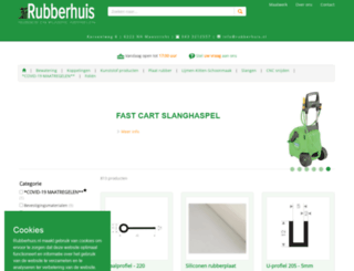 rubberhuis.nl screenshot
