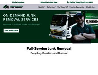 rubbishworks.com screenshot