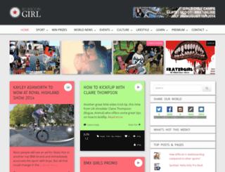 rubicongirl.com screenshot