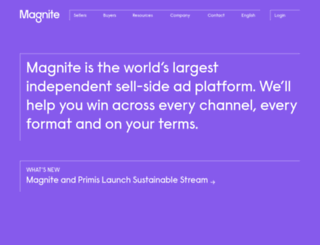 rubiconproject.com screenshot