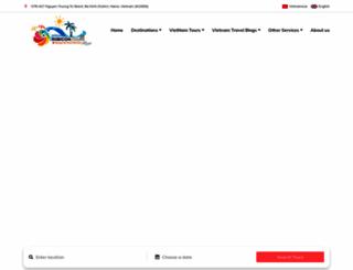 rubicontours.com screenshot