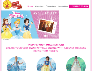 rubiesprincess.com screenshot