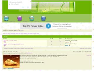 rubik.forumvi.com screenshot