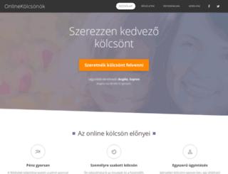 rubynmenyasszonyiruha.hu screenshot