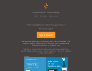 ruchira.info screenshot