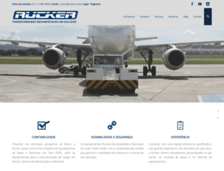 rucker.ind.br screenshot