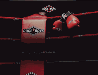 rude-boys.com screenshot
