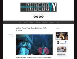rudeboyy.com screenshot