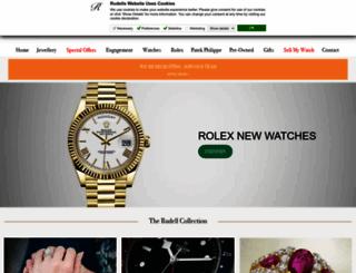 rudells.com screenshot