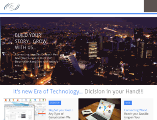 rudra-infotech.in screenshot