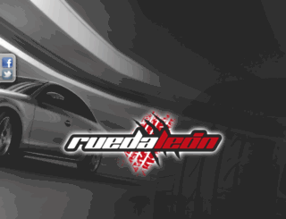 ruedaleon.com screenshot