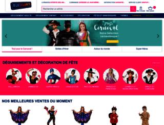 ruedelafete.com screenshot