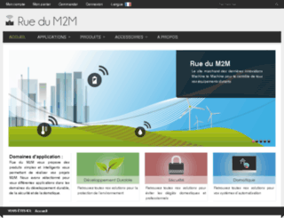 ruedum2m.com screenshot
