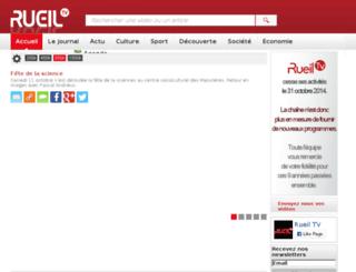 rueil-tv.com screenshot