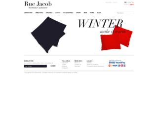 ruejacob.com screenshot