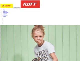 ruff.in screenshot