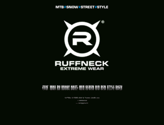 ruffneck.de screenshot