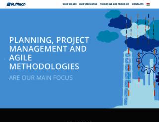rufftech.com screenshot