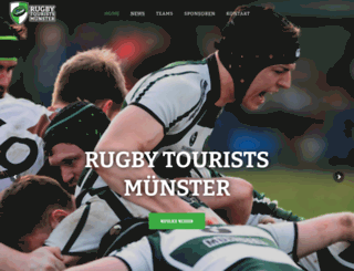 rugby-muenster.de screenshot
