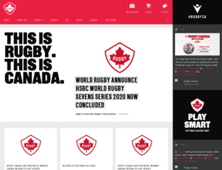 rugbycanada.ca screenshot