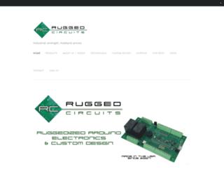 rugged-circuits.com screenshot