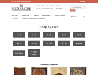 rugsandmore.com screenshot