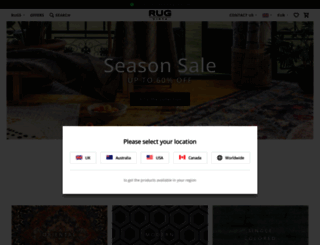 rugvista.com screenshot