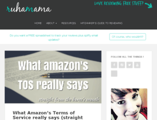 ruhamama.com screenshot