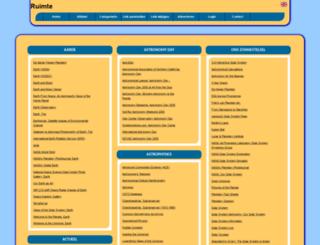 ruimte.allepaginas.nl screenshot