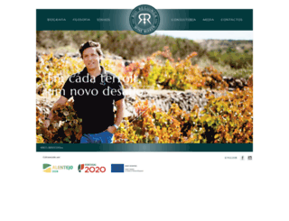 ruireguinga.com screenshot