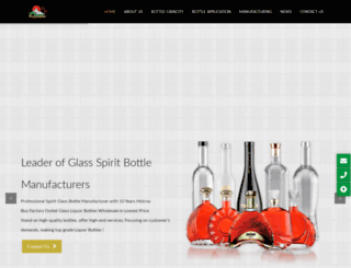 ruishengglassco.com screenshot