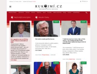 rukojmi.cz screenshot