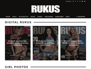 rukusmag.com screenshot