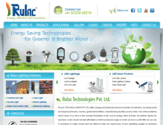 rulac.in screenshot
