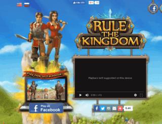 rulekingdom.com screenshot