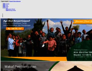 rumah-yatim-indonesia.blogspot.com screenshot
