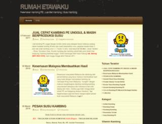 rumahetawaku.wordpress.com screenshot