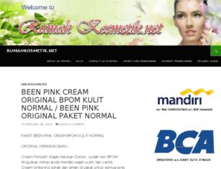 rumahkosmetik.net screenshot