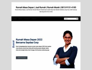 rumahmasadepan.com screenshot