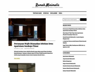 rumahminimal.com screenshot