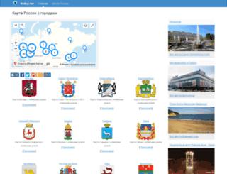 rumap.net screenshot
