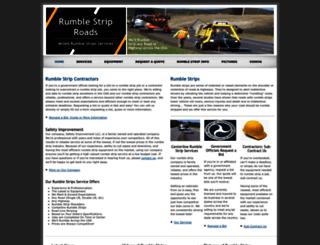 rumblestriproads.com screenshot