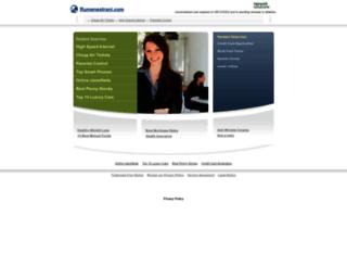 rumenestrani.com screenshot