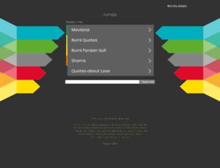 rumi.io screenshot