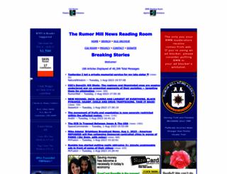 rumormillnews.com screenshot