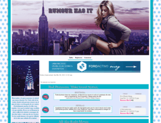rumourhasit.foroactivo.mx screenshot