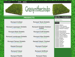 rumputsintetis.indonesia123.biz screenshot