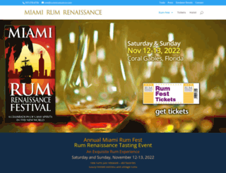 rumrenaissance.com screenshot
